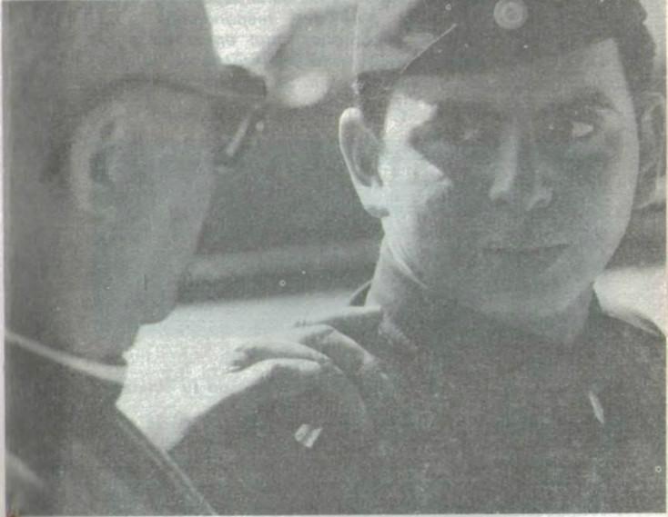 Misa de Campaña, 1977.